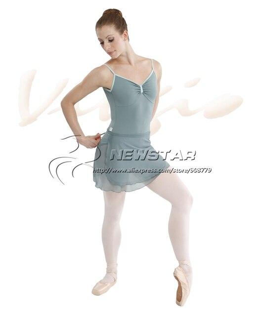 a978658cbfef Free shipping New women Dance wear Short Sleeve Ballet Costume ...