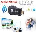 Резервирования Ezcast Wecast Mirascreen Беспроводной Wi-Fi Телефон с HDMI TV HDTV адаптер Адаптер Для iPad iPhone 6 Samsung S7 S5 HTC LG SONY