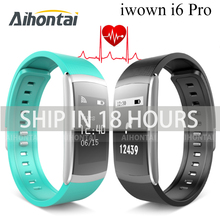 New IWOWN IWOWNFIT I6 PRO Smart Wristband Heart Rate Monitor IP67 Waterproof Smart Bracelet Fitness Tracker support Andriod IOS