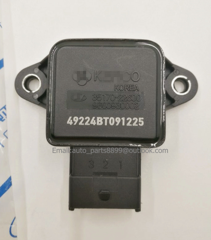 Throttle Position Sensor Hyundai Accent: Throttle Position Sensor TPS 35170 22600 For Hyundai