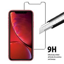 9H Tempered Glass for iPhone X XS glass Protective screen protector film