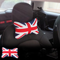 1pc car red union jack pillow for mini cooper countryman R60