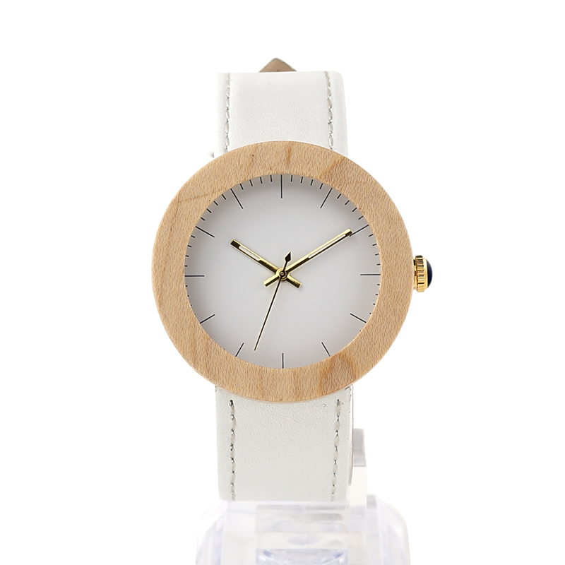 BOBO BIRD Watches for Men and Women Wood Bamboo with &