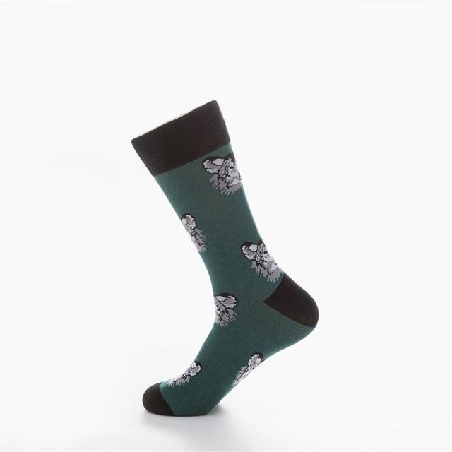 18013GN Cotton Socks