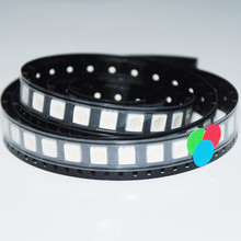 100pcs 5050 RGB LED SMD Diodes 5050 SMD RGB Light-Emitting-Diode Brightness Beads Diodo 6Pins Rainbow Multicolor RED Green Blue