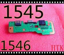 Оптовая для dell 1546 1545 usb доска 48.4aq26.021 100% работать идеально