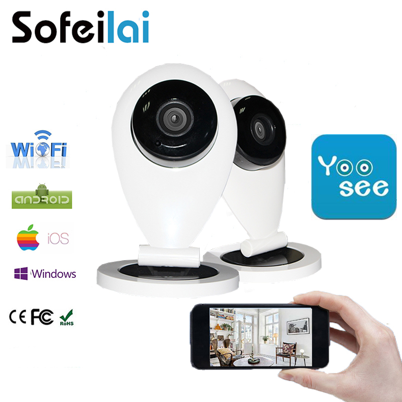 Yoosee mini wireless IP camera home smart h 264 wifi hd vedio security camera motion detect