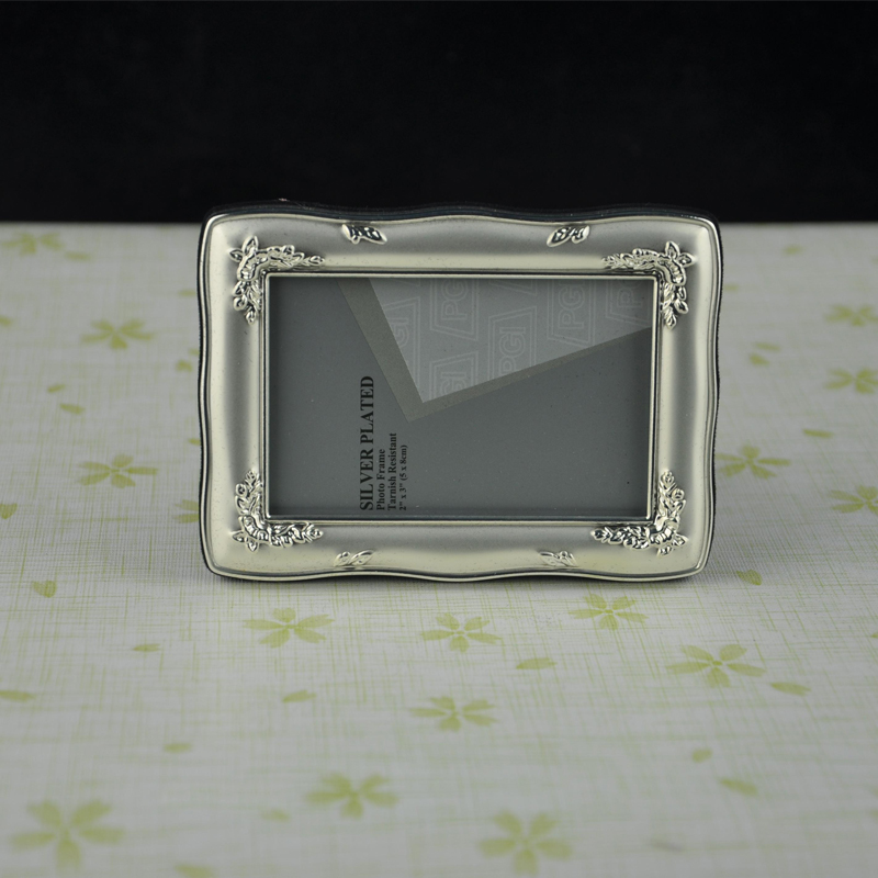 Small Silver Frames 2 X 3