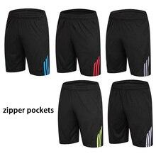 d559213b0e Los hombres de calidad superior de fútbol Shorts deportes pantalones cortos  de entrenamiento rápido seco hombres · 16 colores disponibles