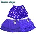 Юбки-пачки для маленьких девочек, детская юбочка с эластичной резинкой на талии, балетная юбка с бантом для девочек, Бальные юбки для детей я...