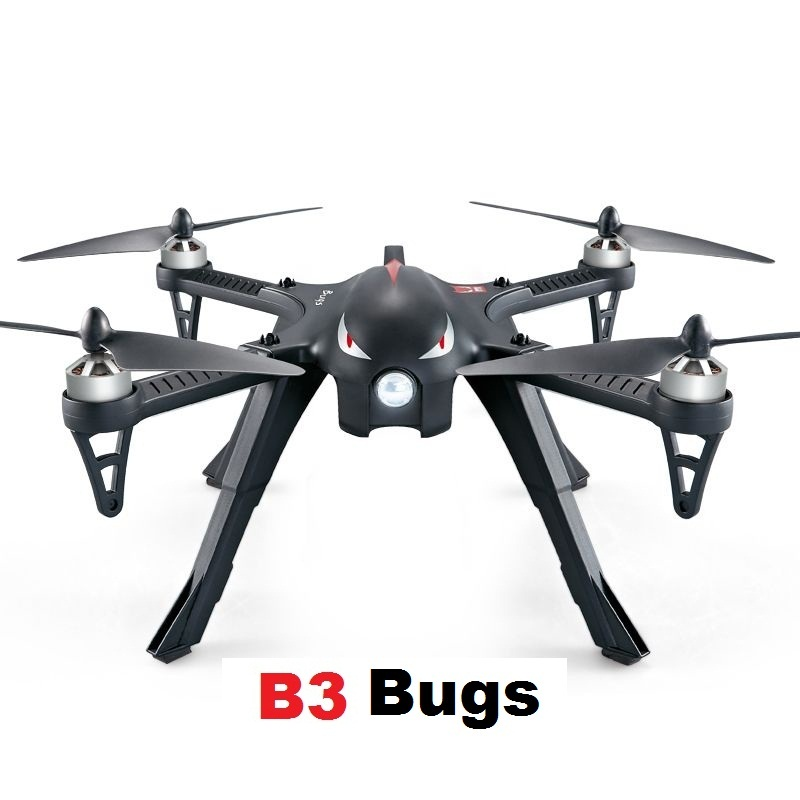 B3 Bugs 3 RC Racing Drone with Brushless Motor Camera Mounts Two way 4CH Professional Remote Contro