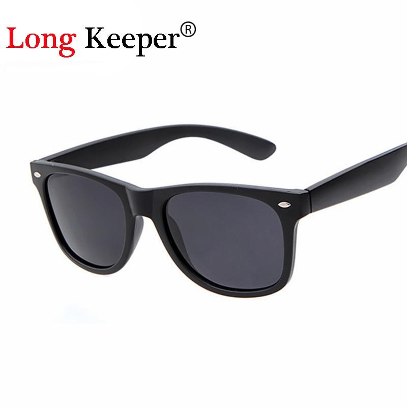 Long Keeper Vintage Square Sunglasses Men Polarized Glasses Brand Design Women Sunglasses Retro Eyewares Gafas De Sol STYZ1148