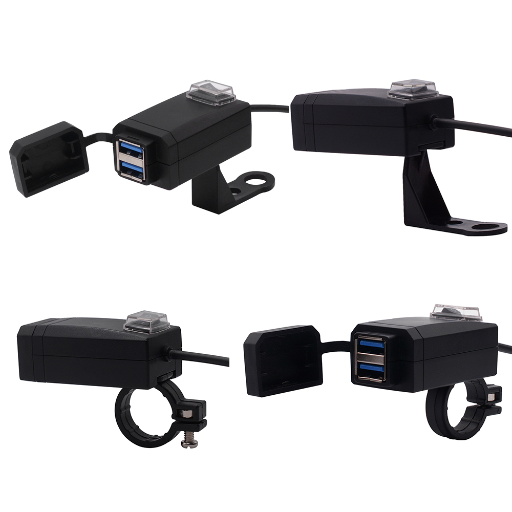 2019 Universal USB Motorcycle Charger IPHONE 2