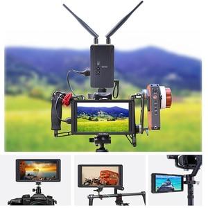 Image 5 - FEELWORLD F5 5 אינץ IPS DSLR מצלמה שדה צג 4K HDMI FHD 1920x1080 LCD וידאו פוקוס סיוע עבור מצלמות ירי