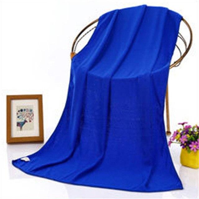 70x140 cm Super-Micro Fibra Asciugamani Da Bagno Per Adulti Asciugamano Costumi