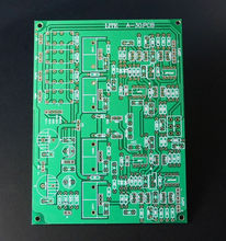 1pcs A30 transistor pre-level PCB blank board pure DC Class A pre-class free shipping pre order resin toys 35016 heads 1 free shipping