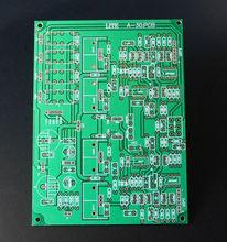 1pcs A30 transistor pre-level PCB blank board pure DC Class A pre-class free shipping