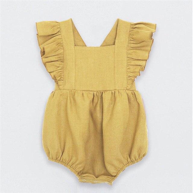 Baby Bodysuits Newborn...