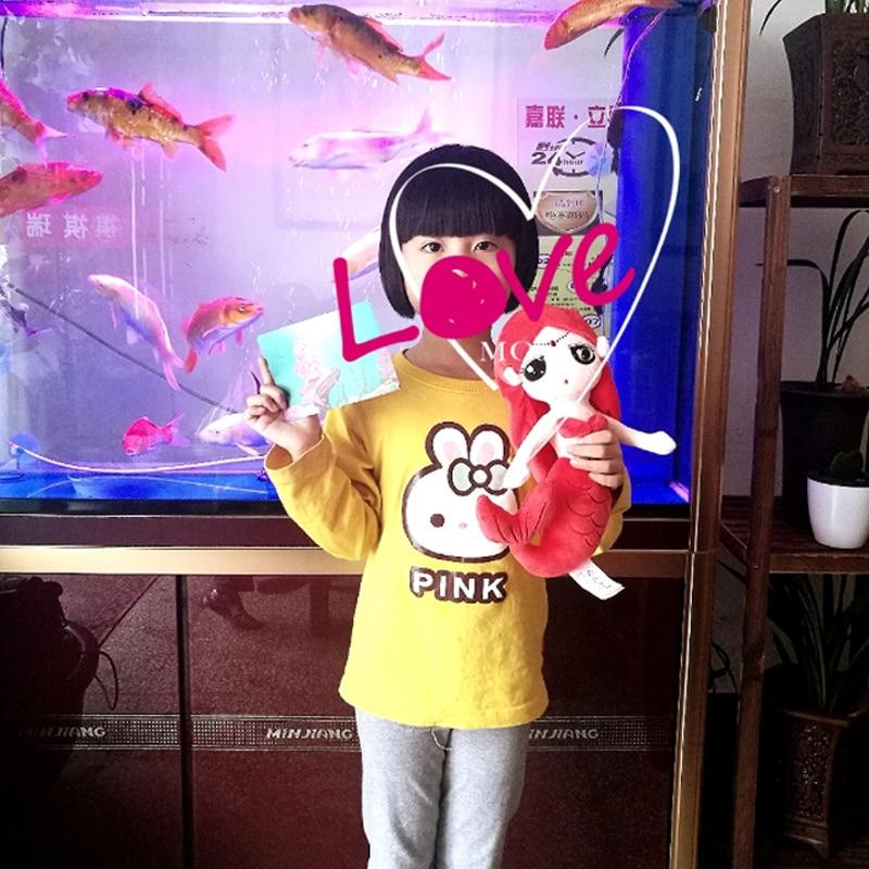 Nuevo La muñeca de la sirena Juguetes de peluche Regalo de niña - Muñecas y accesorios - foto 4