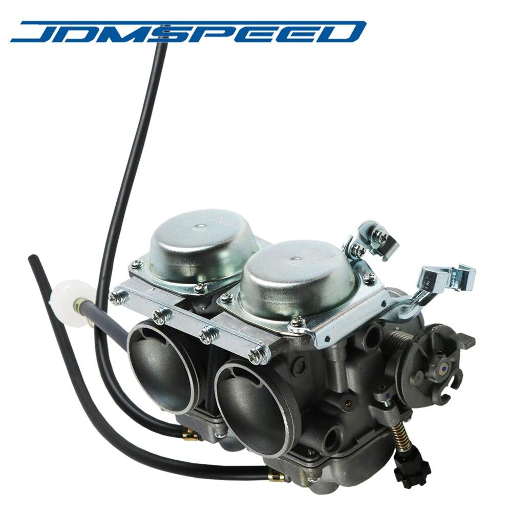 For Honda Rebel CA CMX 250 C CMX250 Carburetor Dual Carb Chamber Assy Set Metal