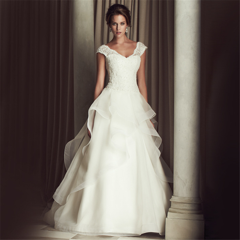 Robe wedding petite