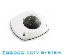 MoGood Multi-language Version DS-2CD2535F-IWS 3MP H.265 Surveillance Mini CCTV IP Camera Support PoE / IR/Audio/WiFi IP66 IK08