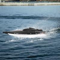 Feilun FT011 2,4 г 55 км/ч высокая скорость RC лодка гоночная лодка с водяным охлаждением перевернутая самоотвергающаяся функция корабль игровая быс