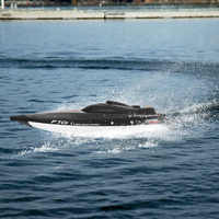 Feilun FT011 2.4G 55km/h High Speed RC Boat Racing Boat with Water Cooling Flipped Self-righting Function Ship Speedboat Toys