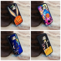 Space Jam 6 Fashion Cell Phone Case Cover For Samsung Galaxy S3 S4 S5 S6 S6