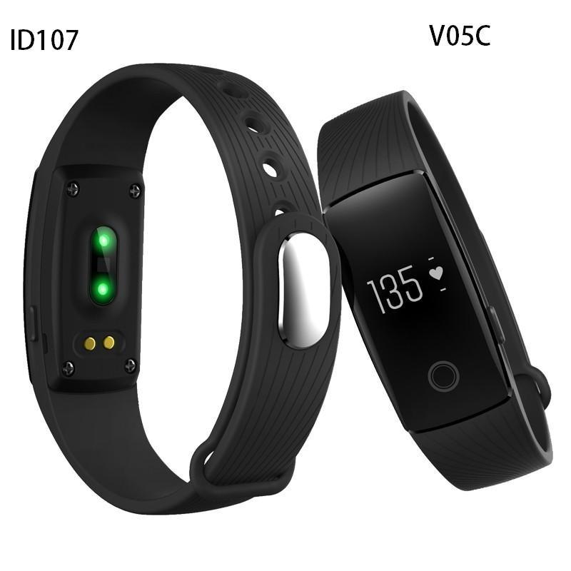 HearthRate Bluetooth Smart band Monitor font b best b font Wristband Fitness Tracker Veryfit 2 0