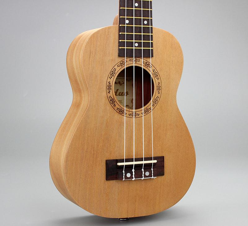 21-3 21 Ukulele Acoustic guitar Rosewood Fretboard 4-strings guitarra musical instruments Wholesale hot 36 acoustic guitar 36 6 guitarra musical instruments with guitar strings