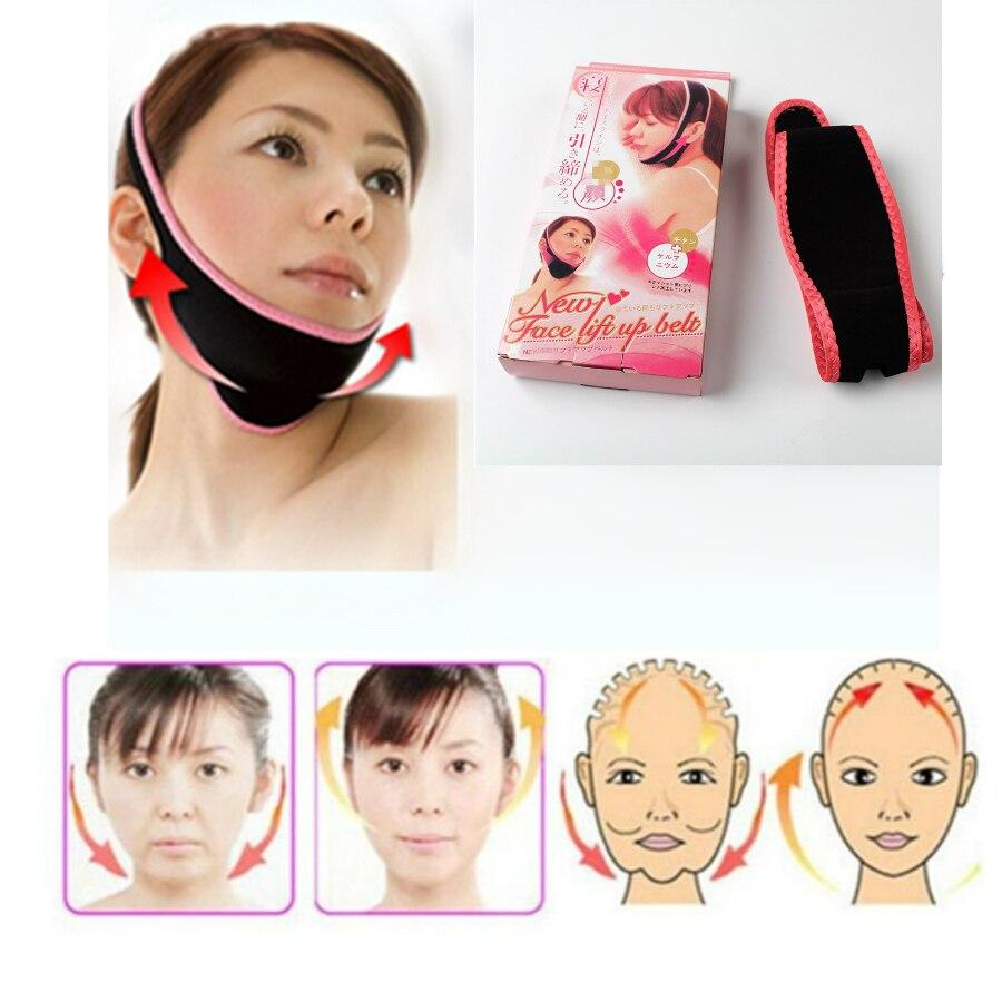 2018 Gesicht Heben Gürtel Schlaf Maske Massage Abnehmen Gesicht Former Anti-aging Fett Anti Cellulite Abnehmen Haut Gesicht Lift Werkzeuge Senility VerzöGern