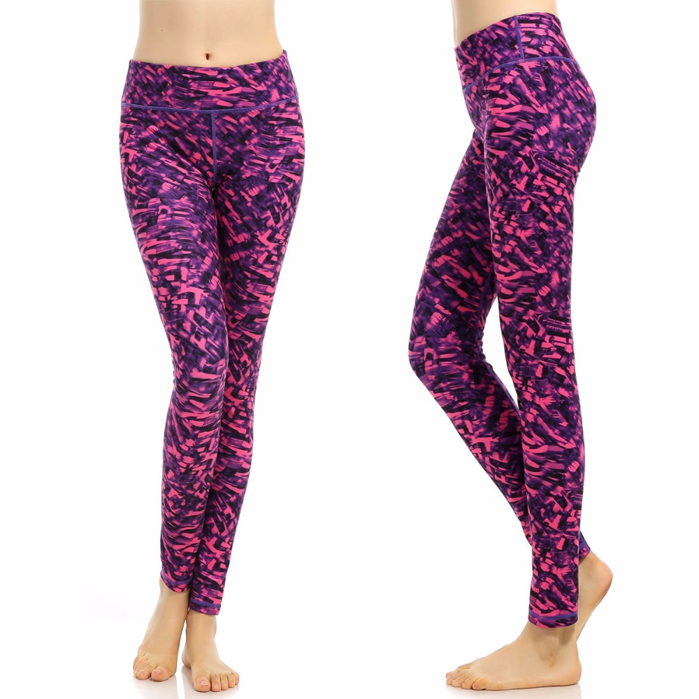 DQG Quick Dry Elastic Yoga Pants Brand Yoga Leggings Women