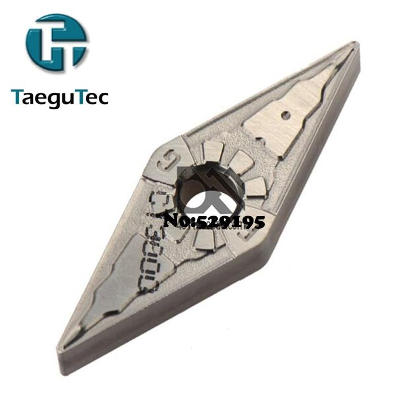 VNMG160404 FG CT3000 VNMG160408 FG CT3000 10pcs Genuine Original Taegutec Cnc Lathe Blade Outer Circle Inner
