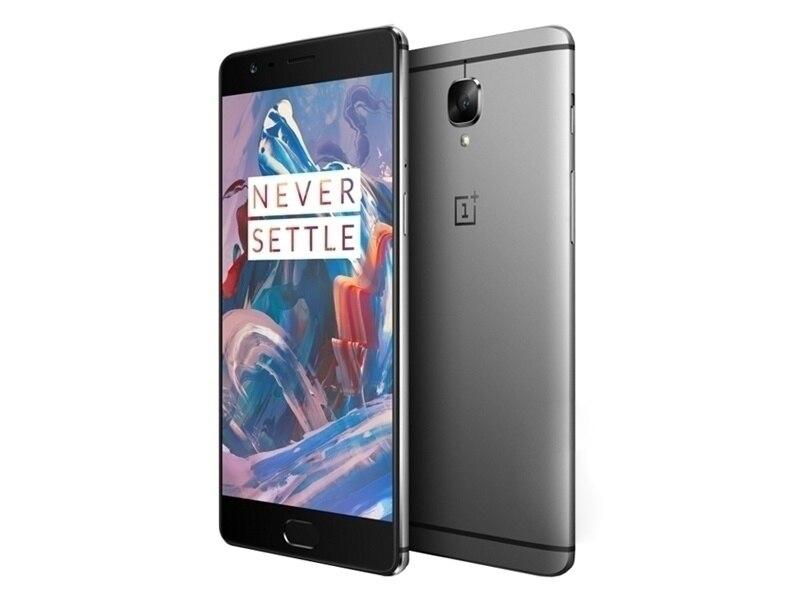 Nuovo originale Unlock Versione Oneplus 3 A3003 Del Telefono Mobile 5.5 6 GB di RAM 64GB Dual SIM Card Snapdragon 820 Smartphone Android