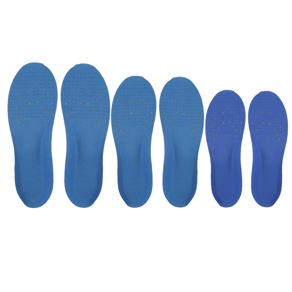 1 Pair Unisex Orthotic Arch Support Sport Shoe Pad Sport Running Insoles Insert Cushion  ...