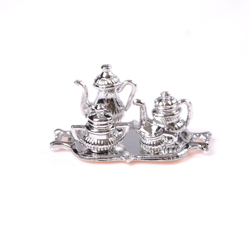 1:12 Puppenhaus Metall Mini Silber Metallschere Dolls House X 2 St Puppenstuben & -häuser