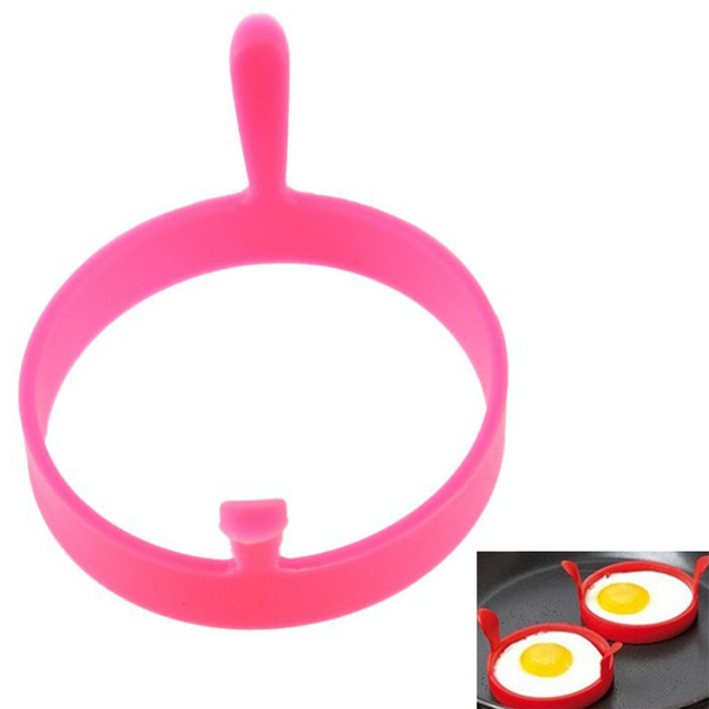 Funny Silicone Egg Frying Mold