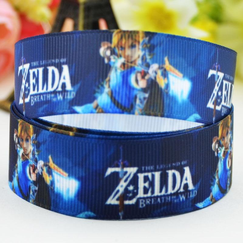 7 8 22mm The Legend Of Zelda Character Printed