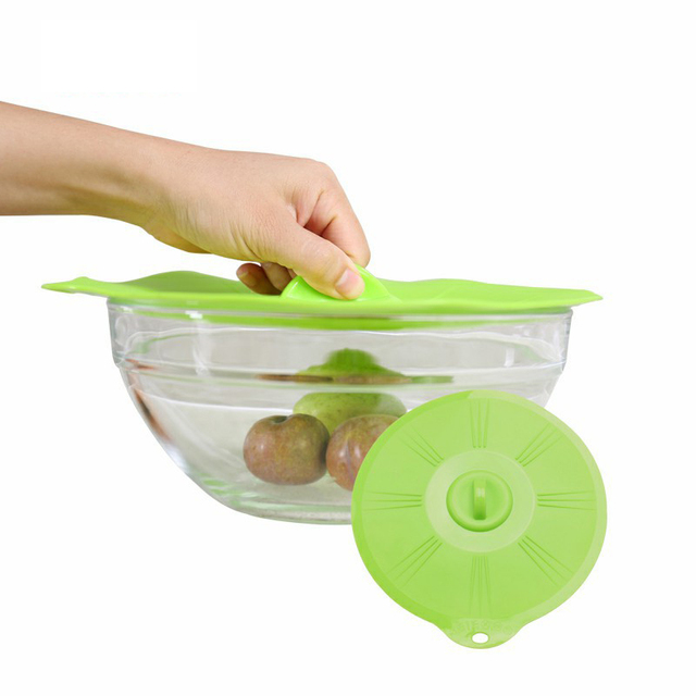 Silicone Microwave Bowl Cover