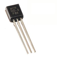 MCIGICM 5000pcs MCR100 8 600V 800mA הסיליקון נשלט מתג דיודה תיריסטורים כדי 92