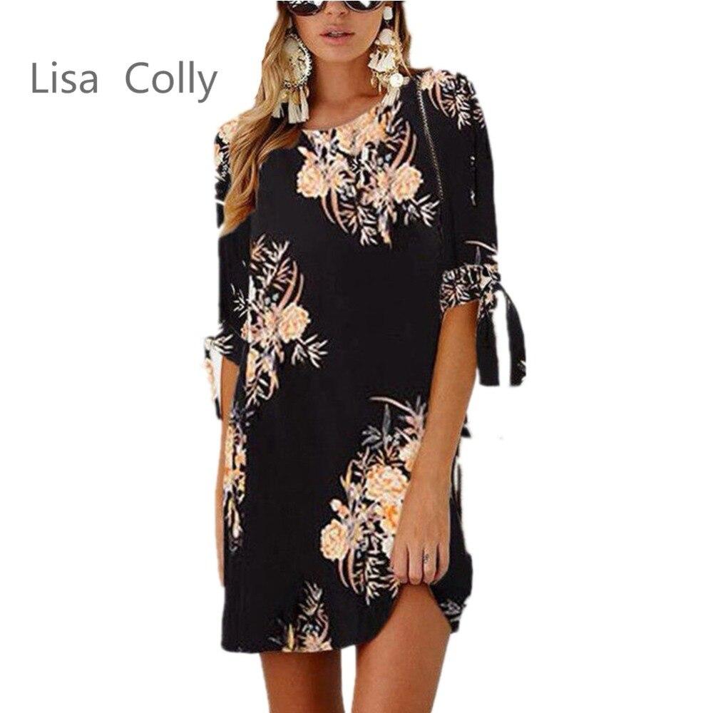 Lisa Colly Mais 5xl mulheres doces soltos camisas florais curto manga O Pescoço blusa Mulher Sexy Imprimir Verão Chiffon Blusa Mulheres topos
