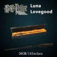 HP7 H Arry p otter daqo Luna Lovegoodคอสเพลย์Loonyคันมายากล36