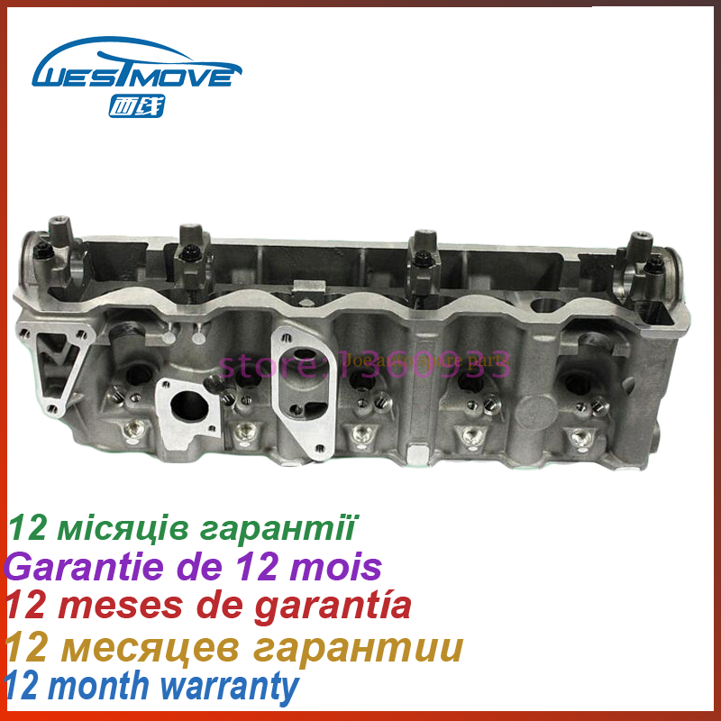 cylinder head 8111100 8601366 074103351C 908704 908 704 for Volvo Audi VW  Volkswagen 2 5L ENGINE: AHY ACV AJT AHD BBR D5252T