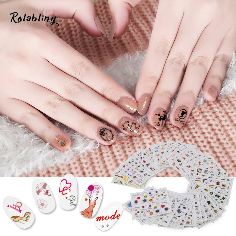 New Arrival Favourite Accessories Water Transfer Printing Paper Nail Art Products Fashion Design For Beautiful Women