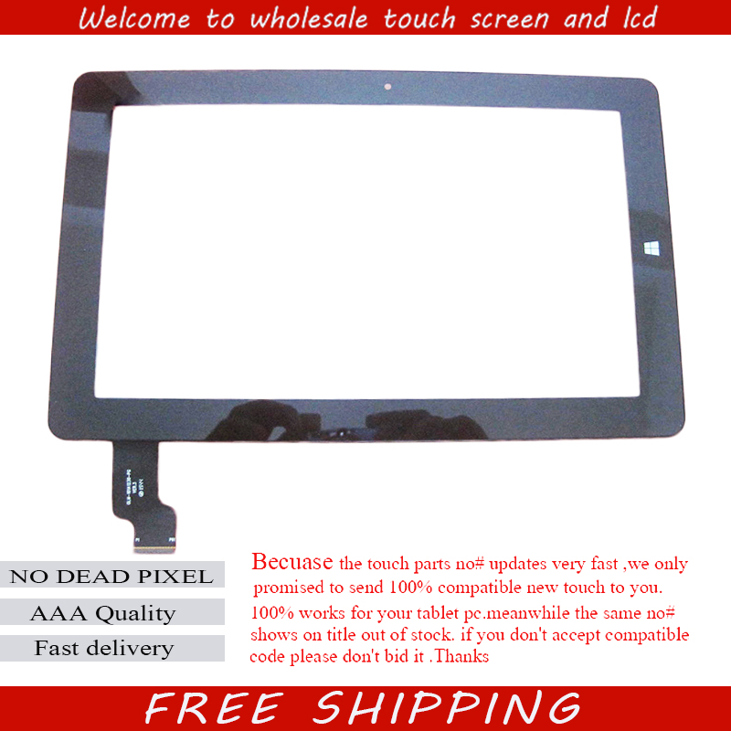 New 10.6 inch touch screen for Chuwi CW1505 (64GB) 275mm*168mm Tablet touch panel digitizer Glass Sensor Replacement Free Ship