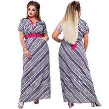 2018 Sari India Pakistan Cotton Polyester Women 2017, Hot Autumn New Hot, Big Size Women's Dress, Stripe Sexy Dress