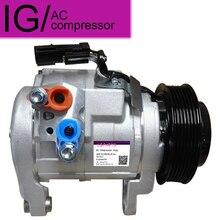 AC COMPRESSOR FOR CAR DODGE DURANGO 5.7I V8 FOR CHRYSLER ASPEN 5.7I V8 2005 2006 2007 2008 55056157AC 447220-4934 55056157AC