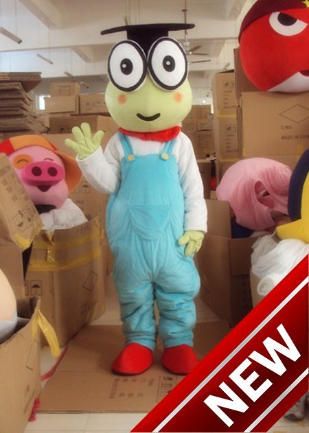 frog doctor Cartoon Character Costume cosplay mascot Custom Products custom-made(s.m.l.xl.xxl) free shipping