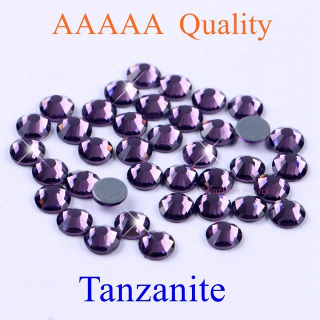 high quality blue stretch beads item round tanzanite aaa finish genuine big tanzania bracelet clear purple natural